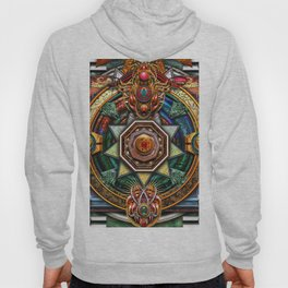 Extraordinary Celtic Mandala Hoody