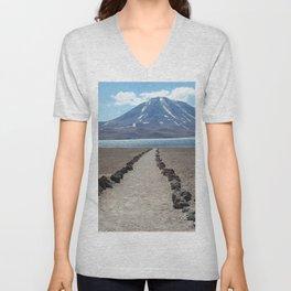 Atacama Unisex V-Neck