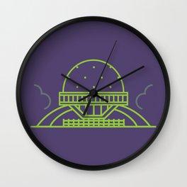 Planetario Buenos Aires Wall Clock