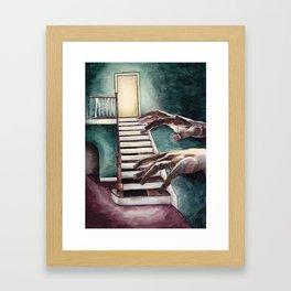 Musical Steps Framed Art Print