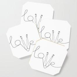 Man & LoveMe Coaster