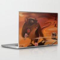 rat Laptop & iPad Skins featuring Rat by Brandon Heffron