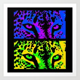 concentrate 7&8 Art Print