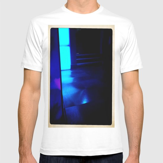 Blue Ship T-shirt