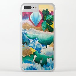 Creations of Light Reflections Clear iPhone Case