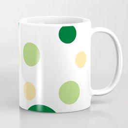 Green Pop Coffee Mug