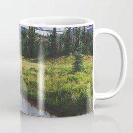 Mt Adams & Killen Creek - Pacific Crest Trail, Washington Coffee Mug