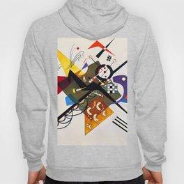 Wassily Kandinsky On White II Hoody