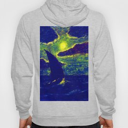 Albert Pinkham Ryder Sailing by Moonlight Hoody