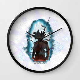 Son Goku - Limit Breaker Wall Clock