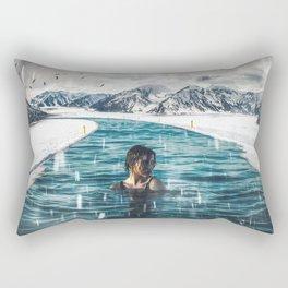 Cold Water by GEN Z Rectangular Pillow