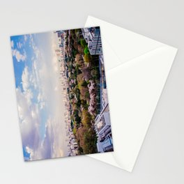 Tokyo love Stationery Cards