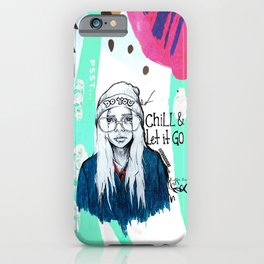 #STUKGIRL PHOENIX iPhone Case
