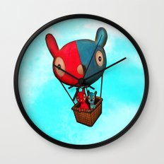 Yoo & Mee Wall Clock
