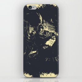 YASUO  - Vintage Comic Line Art style - League of Legends iPhone Skin