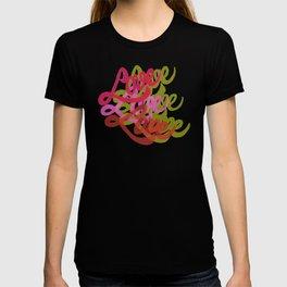 Love Multiplied T-shirt