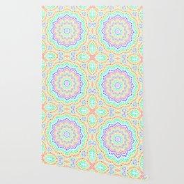 Rainbow Kaleidoscope 2 Wallpaper