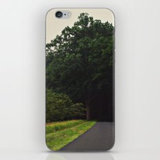 The Forest - Scene Three iPhone & iPod Skin
