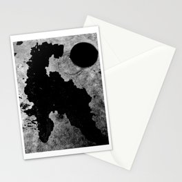 """""""Water Horse and Lid"""" Stationery Cards"""