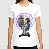 bioshock infinite T-shirts featuring Bioshock Infinite: Freedom  by Daydreams and Giggles Studios