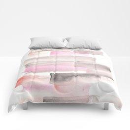 [161216] 18. Slices|Watercolor Brush Stroke Comforters
