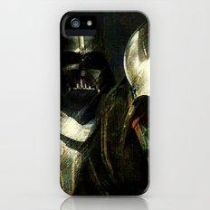 Knight Vader  iPhone SE Slim Case