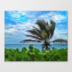Oceanfront Canvas Print