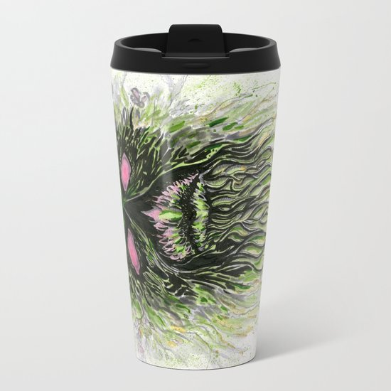Alone Out There Travel Mug