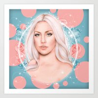 artrave Art Prints featuring ArtRave by Will Costa