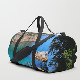 Carving Out Wonders Duffle Bag