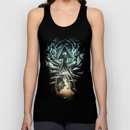 War Of The Worlds I. Unisex Tank Top