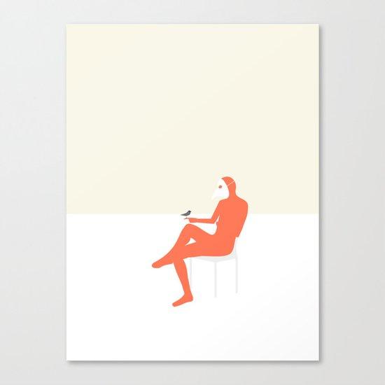 VENSKAB Canvas Print