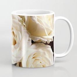 Rose print Boho photography Flower bedroom decor botanical Flowers gift for sister Coffee Mug