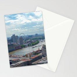 London Skyline 2 Stationery Cards