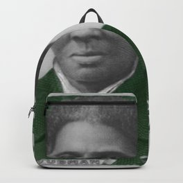 Proposed African American Icon Harriet Tubman Single U.S. Mint 20 Dollar bill Backpack