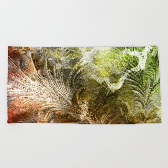 γ Gruis Beach Towel