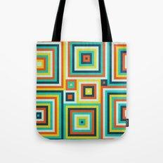 Be Squared! Tote Bag