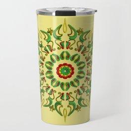 Mandala Reggae Travel Mug