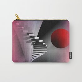 go upstairs Carry-All Pouch