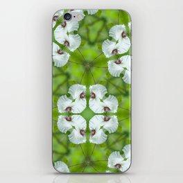Silky Camellia iPhone Skin