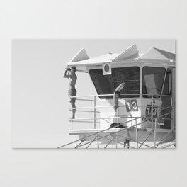 Tower 13 Canvas Print