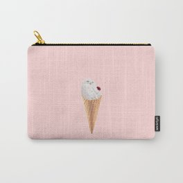 Icecream Owl Carry-All Pouch