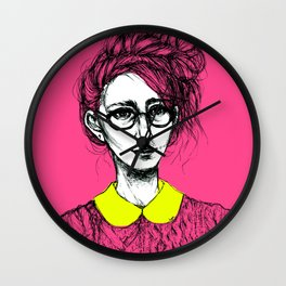 Esmerelda Wall Clock