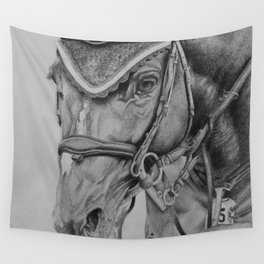 Hickstead Wall Tapestry