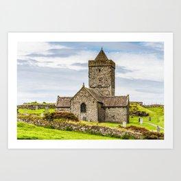 St. Clements Church Art Print