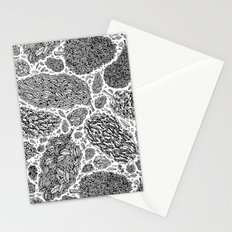 Nugs in Black and White Stationery Cards