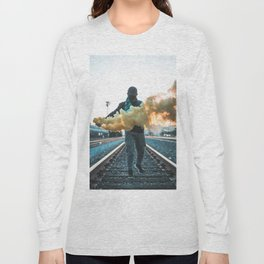 Los Angeles Renegade Smoke Grenade Long Sleeve T-shirt
