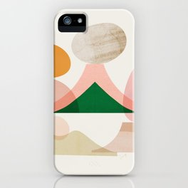 Abstraction_Balances_003 iPhone Case
