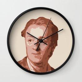 Denis Diderot Wall Clock