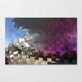 Seattle Center 05 Canvas Print